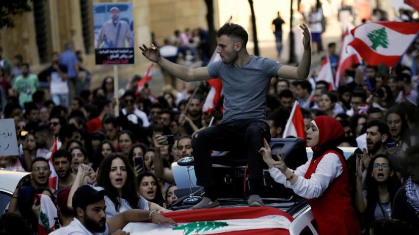 LEBANON-PROTESTS (1)